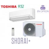 Toshiba Mural SHORAI + RAS-B24J2KVSG-E
