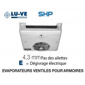 Evaporateur pour armoire SHP 6 E de LU-VE - 470 W