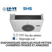 Evaporateur pour armoires et petites chambres SHS 15N de LU-VE - 1040 W