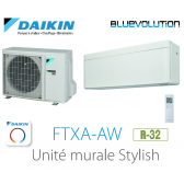 Daikin Stylish FTXA50AW - R-32 - WIFI inclus