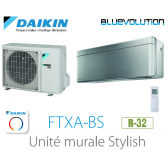 Daikin Stylish FTXA50BS - R-32 - WIFI inclus