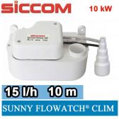 """Pompe de relevage SUNNY FLOWATCH® CLIM de """"SICCOM"""""""