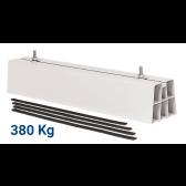 Bases au sol en PVC pour les unités extérieures - 350 mm
