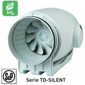 Ventilateur de conduit ultra-silencieux TD-SILENT - TD 250/100 SILENT de S&P
