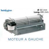 Ventilateur tangentiel VT60-180 de Teddington