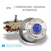 Thermostat Ranco type VT9