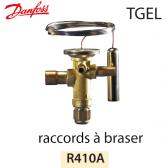 Détendeur thermostatique TGEL 6.5 - 067N3004 - R410A Danfoss