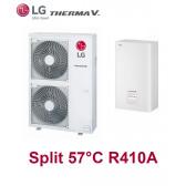 Pompe à Chaleur THERMA V Split 57°C - HU141.U33 + HN1616.NK3 - R410A