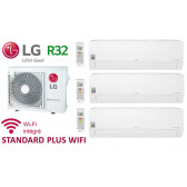 LG Tri-Split STANDARD PLUS WIFI MU3R21.UE0 + 2 X PM05SP.NSJ + 1 x PC12SQ.NSJ - R32