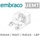 Groupe de condensation Embraco UEMT2125GK