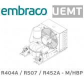 Groupe de condensation Embraco UEMT6165GK