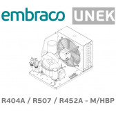 Groupe de condensation Embraco UNEK6181GK