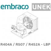 Groupe de condensation Embraco UNEK2134GK