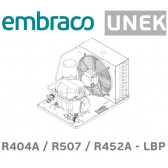 Groupe de condensation Embraco UNEK2150GK