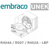Groupe de condensation Embraco UNEK2168GK
