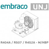 Groupe de condensation Embraco UNJ9232GK