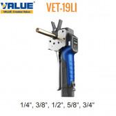 Dudgeonnière électrique sans fil VET-19LI