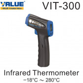 Thermomètre infrarouge VIT300 de Value