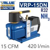Pompe à vide double étage VRP-15DN
