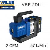 Pompe à vide sans fil double étage VRP-2DLi