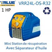 Station de Récupération Portable VRR24L-OS-R32