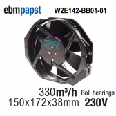 Ventilateur Axial W2E142-BB01-01 de EBM-PAPST