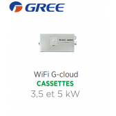 GREE WiFi G-cloud pour Cassettes 3,5 et 5 kW