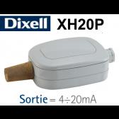 Sonde d'humidité relative avec sortie 4÷20mA - XH20P-00000 de Dixell