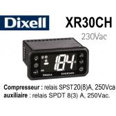 Régulateur digital XR30CH-5N0C1 de Dixell