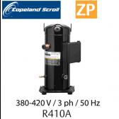 Compresseur COPELAND hermétique SCROLL ZP72 KCE-TFD-422