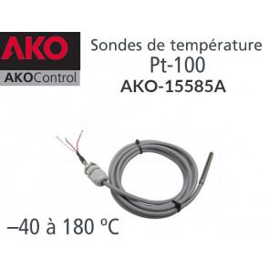 Sonde de température Pt-100 AKO-15585A