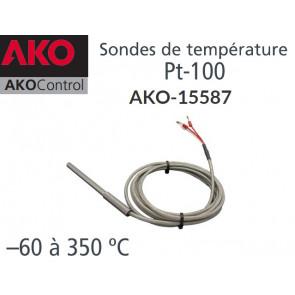 Sonde de température Pt 100 Ako-15587