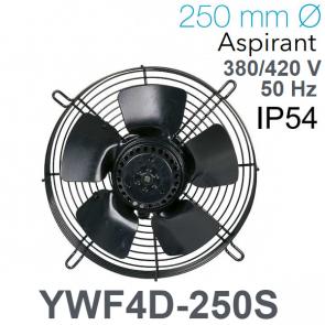 Ventilateur axial YWF4D-250S de AREA