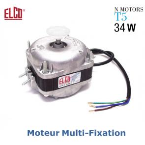 Moteur multi-fixation VNT 34-45 / 031 de Elco