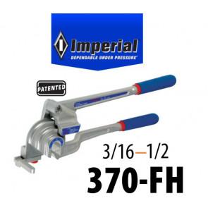 Cintreuse de tuyaux de 180º à trois têtes Imperial 370-FH