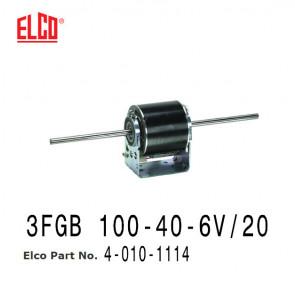 Moteur 3FGB 100-40- 6V/20 de Elco