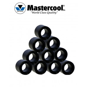 Kit de 10 joints noirs pour flexible 1/4 de Mastercool