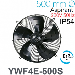 Ventilateur axial YWF4E-500S