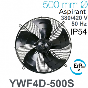 Ventilateur axial YWF4D-500S de AREA