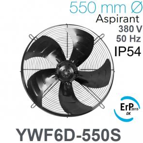 Ventilateur axial YWF6D-550S de AREA