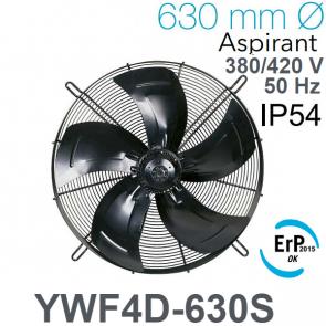 Ventilateur axial YWF4D-630S de AREA