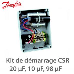 Kit de démarrage CSR, boîtier précablé, 7701028 Danfoss