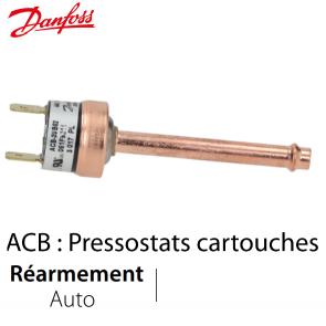 Pressostat Cartouche ACB-2UB62 - 061F8211 Danfoss