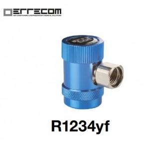 Coupleur rapide pour R1234yf Basse pression