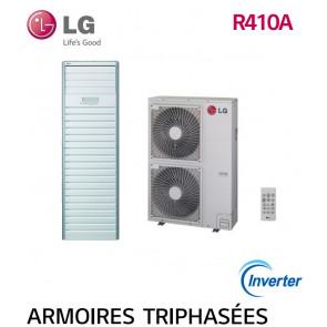 LG Armoire verticale UP48.NT2 - UU49W.U32 - en triphasé