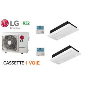 LG Bi-Split Cassette 1 voie MU3R21.UE0 + 2 X MT11R.NR0