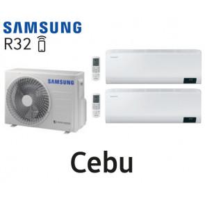 Samsung Cebu Bi-Split AJ050TXJ2KG + 1 AR07TXFYAWKNEU + 1 AR12TXFYAWKNEU