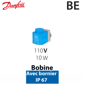Bobine haute performance BE 018F6730 Danfoss