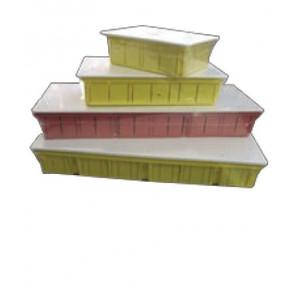 Boîte pré-installation pour exterieure