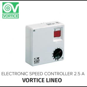 Boitier de Commande et variateur de vitesse C2.5A du LINEO 250 V0 - 315 V0